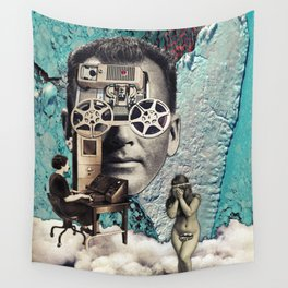 Person of Interest Wall Tapestry
