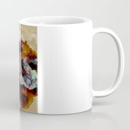 the peacock and the crane Coffee Mug