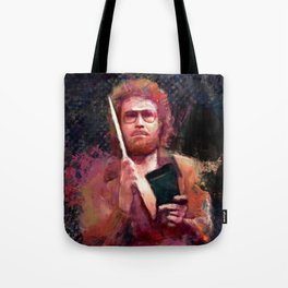 The Only Prescription Is More Cow Bell - Will Ferrell Tote Bag