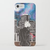 cityscape iPhone & iPod Cases featuring Cityscape by Toa's Wildscape