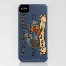 Meet the Missus Tea Slim Case iPhone (4, 4s)