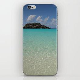 St. John, Trunk Bay iPhone Skin
