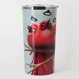Knights in the Willow Travel Mug