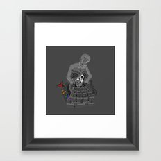 My Gift to You Framed Art Print