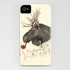 moose iPhone (4, 4s) Slim Case