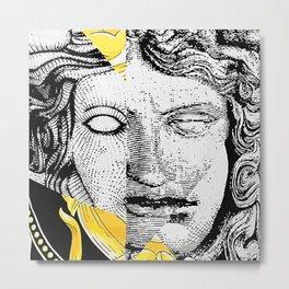 RECONSTRUCTURE ART Metal Print