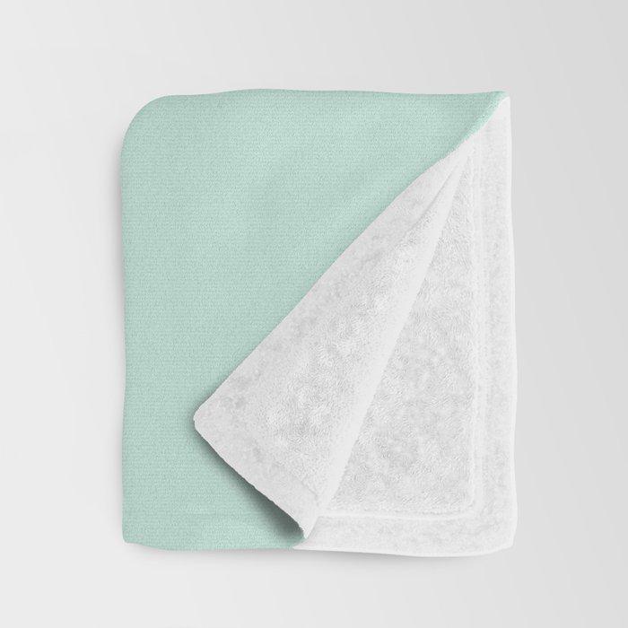 Geometrics - citrus & concrete Throw Blanket