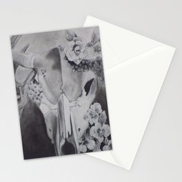 Dead and Alive  Stationery Cards