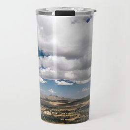 Clouds on the Valley Travel Mug