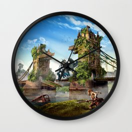 London [Horizon Zero Dawn] Wall Clock