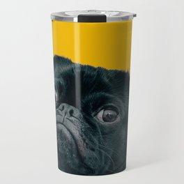 Pug Is Life Travel Mug
