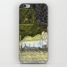 Sleeping iPhone & iPod Skin