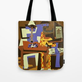 Picasso - The Musician Tote Bag