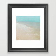 Soothe Framed Art Print