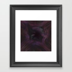 fading, yet emerging Framed Art Print