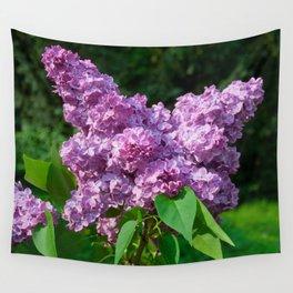 Syringa - Common Lilac Wall Tapestry