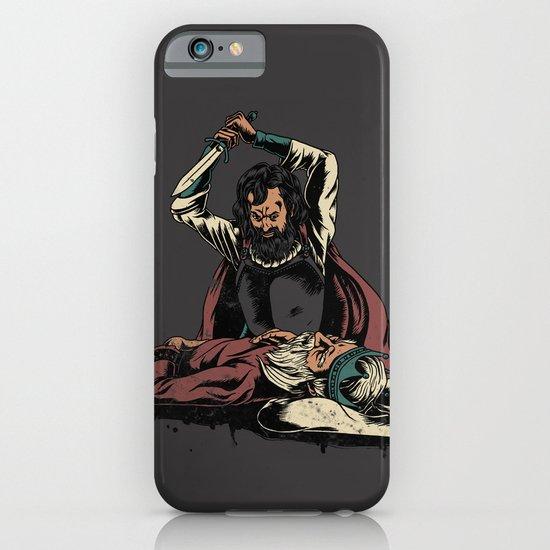 Macbeth iPhone & iPod Case
