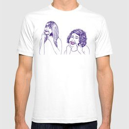Don't Tell Us To Smile // Broad City T-shirt