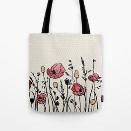 Summer Field (neutral remix) Tote Bag
