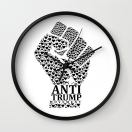 Resistance Wall Clock
