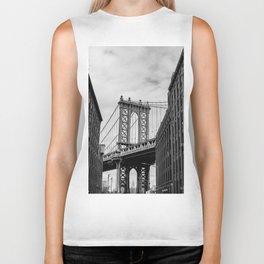 New York Love Biker Tank