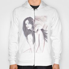 Run With The Wolf Hoody