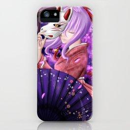 Kaika iPhone Case