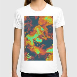 DAY LIGHT AND BAD DREAMS IN A COOL WORLD FULL OF CRUEL THINGS T-shirt