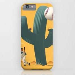 Cactus League iPhone Case