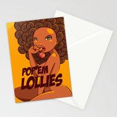 Afrodisiac Stationery Cards