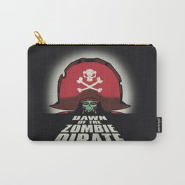 Dawn of the Zombie Pirate Carry-All Pouch