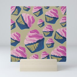 cupcake Mini Art Print