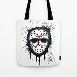 The Horror of Jason Tote Bag