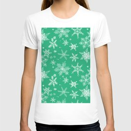 Snow Flakes 04 T-shirt