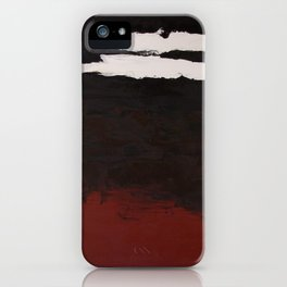 Hate Crime, I iPhone Case