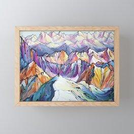 Elysium Framed Mini Art Print
