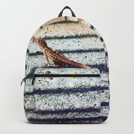 The Lizard Backpack