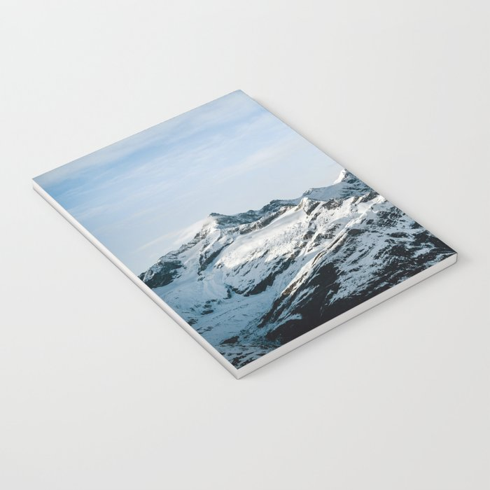 Mountain #landscape photography Notebook