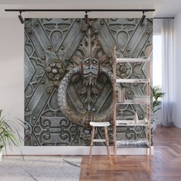 the door keeper Wall Mural