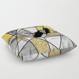 FRAGMENT SKULL Floor Pillow