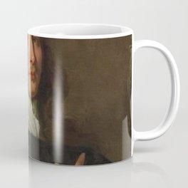 Anthony van Dyck - Portrait of a Man (formerly called John Milton) Coffee Mug