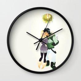 Xmas Wall Clock