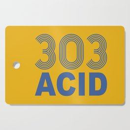 303 Acid Rave Quote Cutting Board