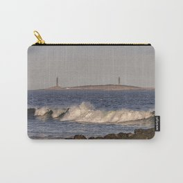 Thacher Island from Long Beach Carry-All Pouch