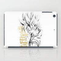 dragonball iPad Cases featuring Dragonball Z - Honor by Straife01
