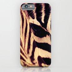 Zazu the Zebra Slim Case iPhone 6s