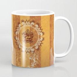 Fox Girl -- One with Nature Coffee Mug
