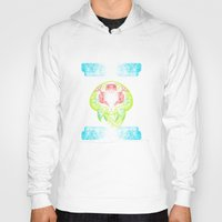metroid Hoodies featuring Metroid by MeleeNinja