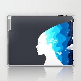 Marina in the Sky Laptop & iPad Skin