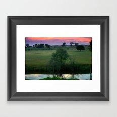 A new Day! Framed Art Print